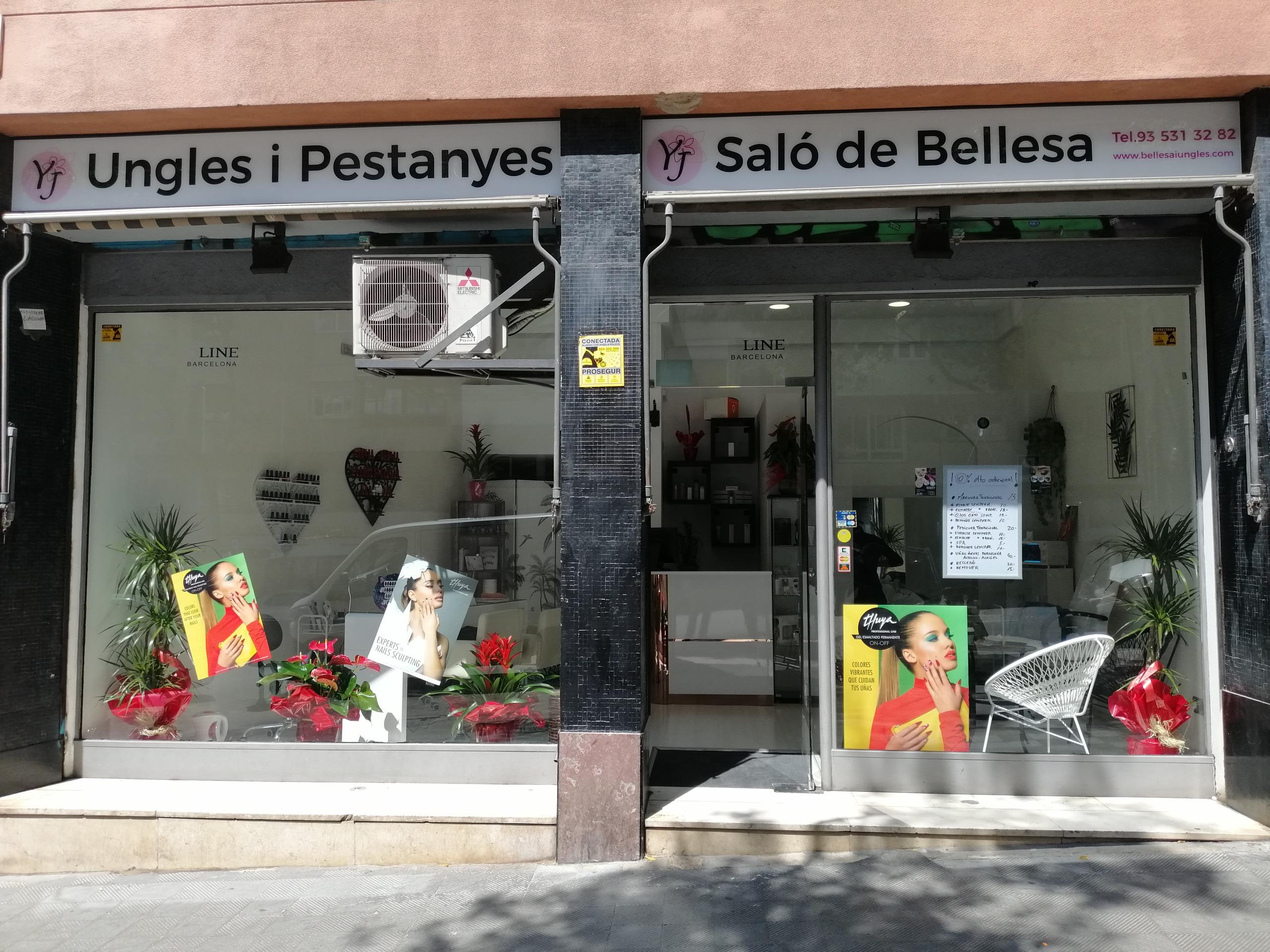 Instalaciones de Bellesa i ungles